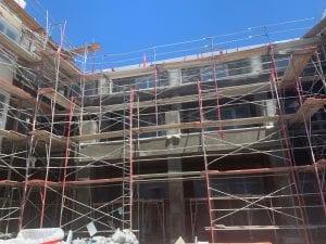 Senior Living Sonnet Hill San Jose under construction